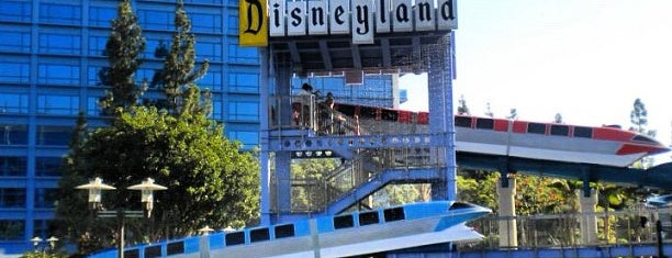 Disneyland Hotel is one of Los Angeles.