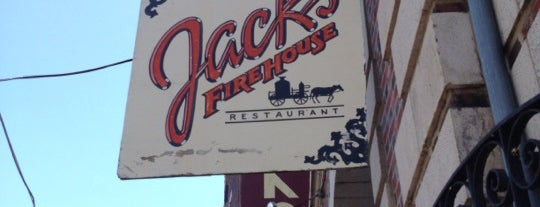 Jack's Firehouse is one of 100 Things to Do in Philly.