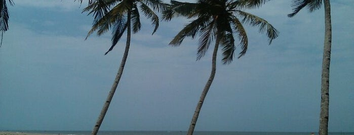 Arossim Beach is one of Beaches - South Goa.