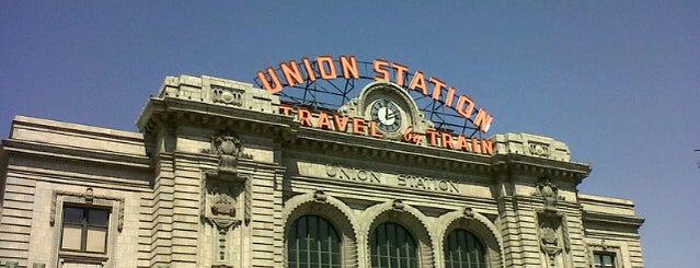 Denver Union Station is one of Denver.