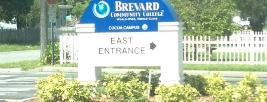 Eastern Florida State College - Cocoa Campus is one of School.