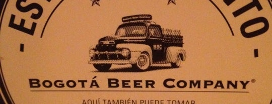 Bogotá Beer Company is one of Colombia.