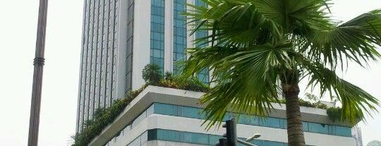 PARKROYAL Kuala Lumpur is one of Lieux qui ont plu à 高井.