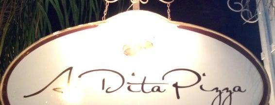 A Dita Pizza is one of Lugares favoritos de Micael Helias.