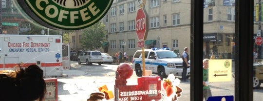 Starbucks is one of Ian : понравившиеся места.