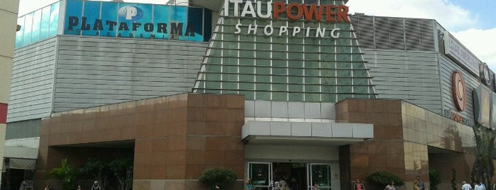 Itaú Power Shopping is one of Lieux qui ont plu à dofono filho do caçador.