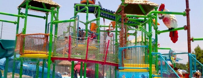 Hawaiian Falls Waterpark is one of * Gr8 Museums, Entertainment & Attractions—DFdub.