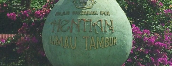 Hentian Limau Tambun is one of Attraction Places to Visit.