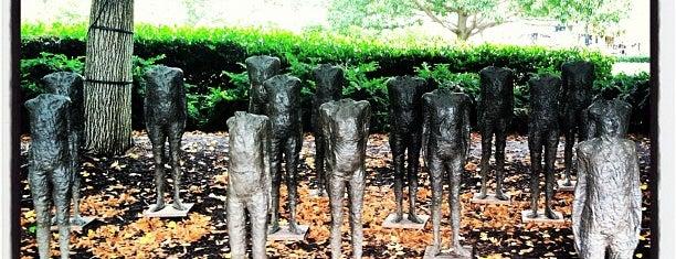 National Gallery of Art - Sculpture Garden is one of DC.