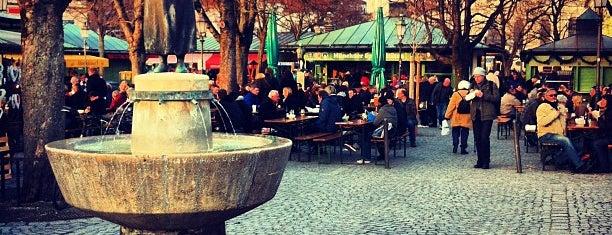 Viktualienmarkt is one of Munich Loves U #4sqCities.