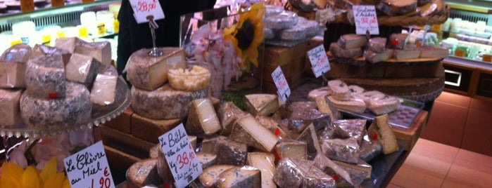 Fromagerie Quatrehomme is one of Paris West Arrondissements.
