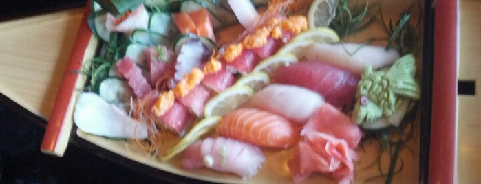 Nagoya Sushi is one of Orlando Eats.