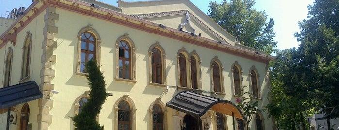 Tarihi Fevziye Çay Bahçesi is one of Orte, die Can gefallen.