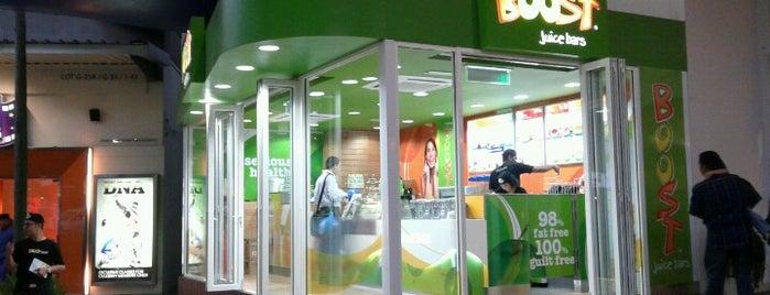 Boost Juice Bars is one of Gespeicherte Orte von Dmitry.