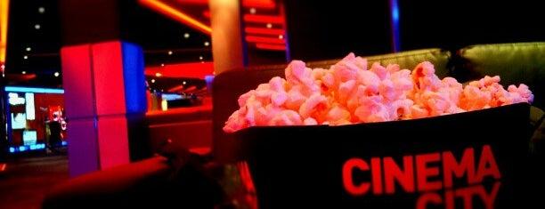 Cinema City is one of P.