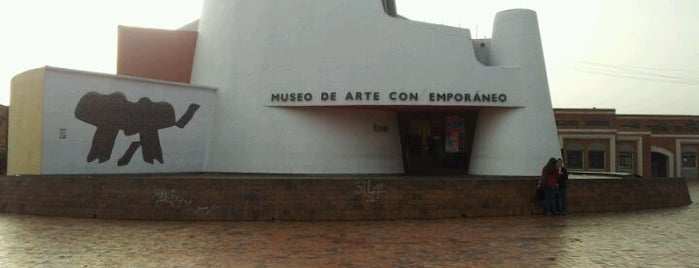 Museo de Arte Contemporáneo is one of Colombia.