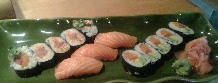 Oishi Sushi is one of Orte, die Jennifer gefallen.