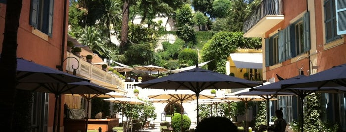 Hotel de Russie is one of Roma - a must! = Peter's Fav's.