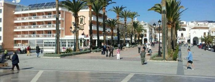Hotel Balcón de Europa is one of Krzysztof 님이 좋아한 장소.