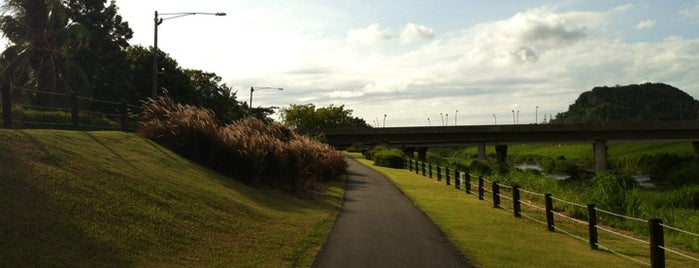 Paseo Lineal (Rio Bayamon) is one of Puerto Rico.