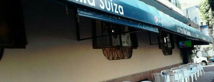Parrilla Suiza is one of สถานที่ที่ Bob ถูกใจ.