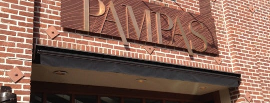 Pampas is one of Top Date Spots.