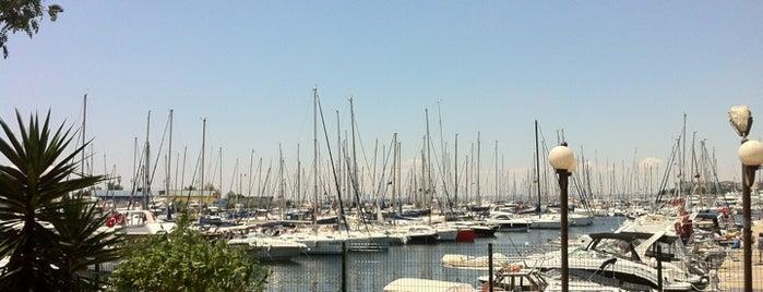 Setur Kalamış & Fenerbahçe Marina is one of Istanbul City Guide.