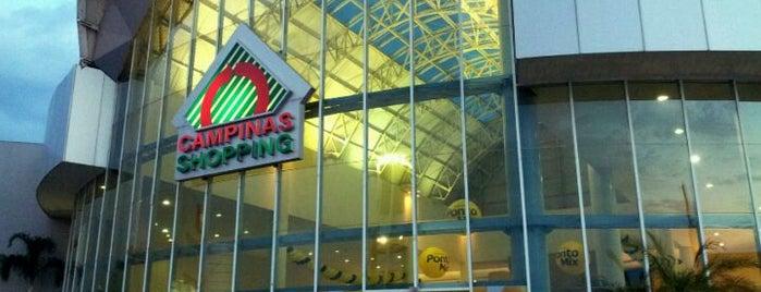 Campinas Shopping is one of Turismo em Campinas.