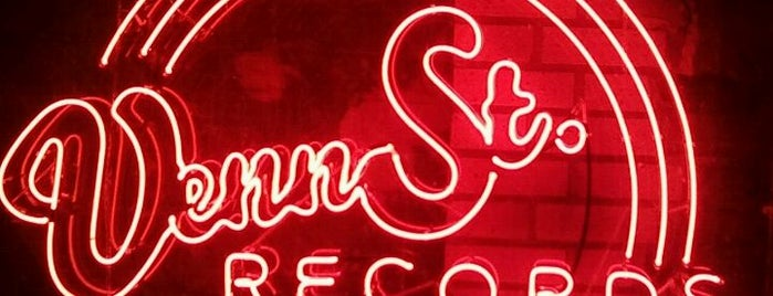 Venn Street Records is one of Drink.