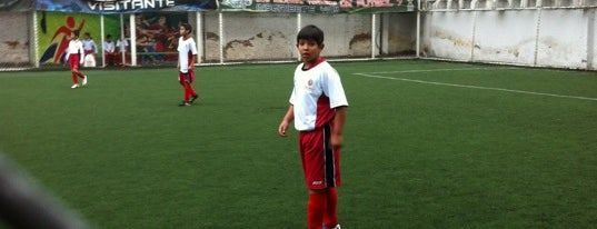 Soccer Team 7 is one of Lugares favoritos de Angeles.