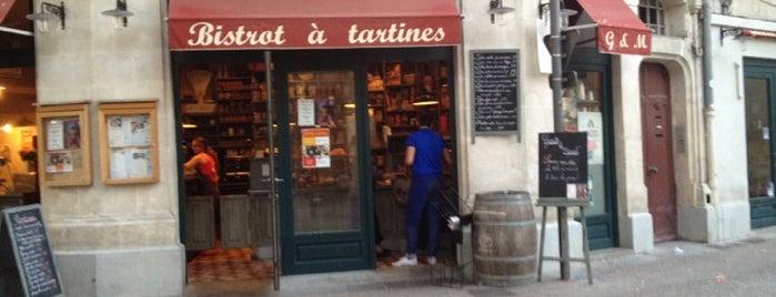 Ginette & Marcel is one of Avignon adresses.