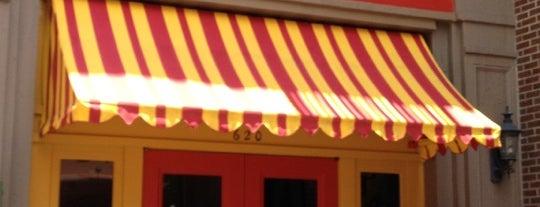 Mama Melrose's Ristorante Italiano is one of Walt Disney World.