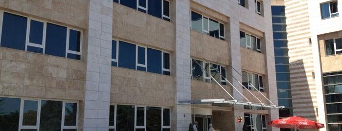 Sağlık Bilimleri Fakültesi is one of สถานที่ที่บันทึกไว้ของ Nazif.