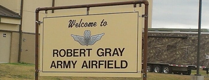 Robert Grey Army Airfield is one of Airports 2.0.