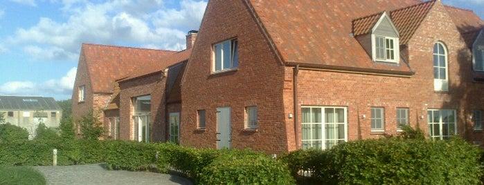 Huyshoeve Hotel Knokke-Heist is one of Knokke-Heist.