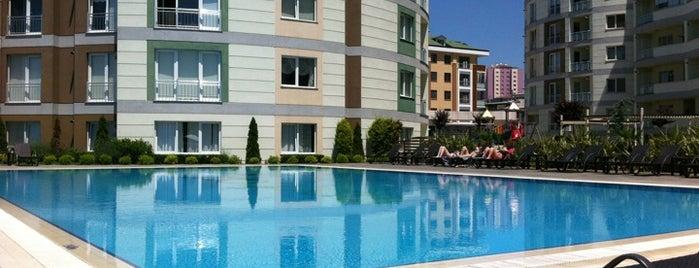 MoodCity Havuzu is one of Lugares favoritos de Anastasiya.