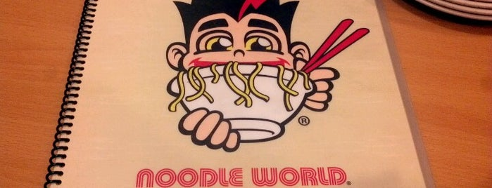 Noodle World San Marino is one of Los Angeles.