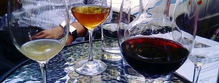 Kam na víno v Praze