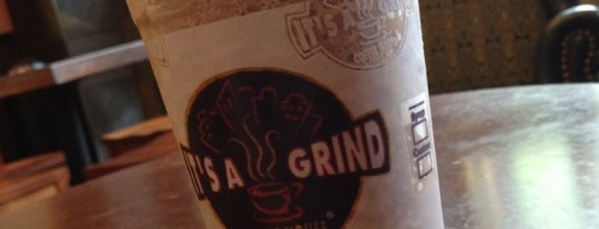 It's A Grind is one of Must-visit Coffee Shops in West Hartford.