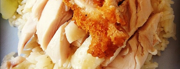 ข้าวมันไก่สามแปด is one of Ichiro's reviewed restaurants.