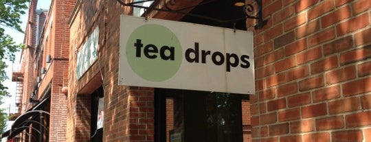Tea Drops is one of Locais curtidos por Stephen.
