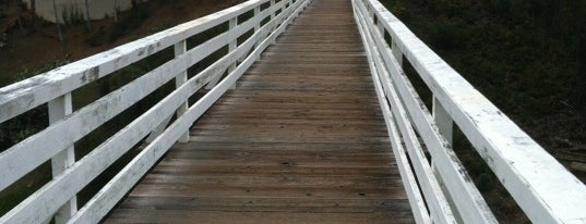 Quince Street Bridge is one of Favorite Haunts Insane Diego.