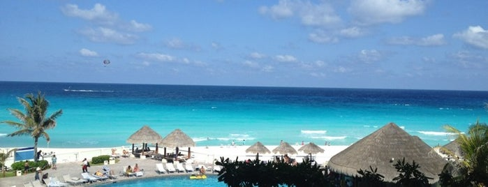 Playa Paradisus is one of Cancun.