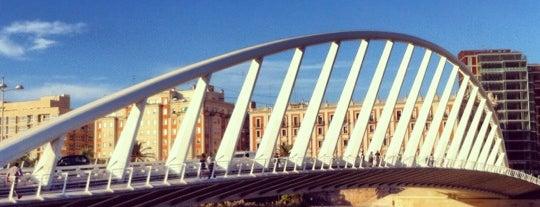 Pont de l'Exposició is one of Orte, die Ernesto gefallen.