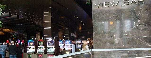 ARIA Lobby Bar is one of Las Vegas.