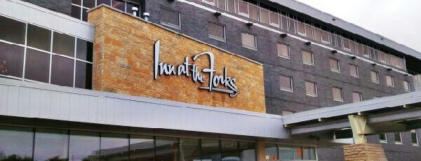 Inn at The Forks is one of Andrew 님이 좋아한 장소.