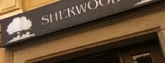 Sherwood restaurant & cafe–bar is one of Stepan : понравившиеся места.
