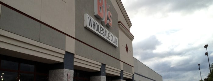 BJ's Wholesale Club is one of Lieux qui ont plu à Kaili.