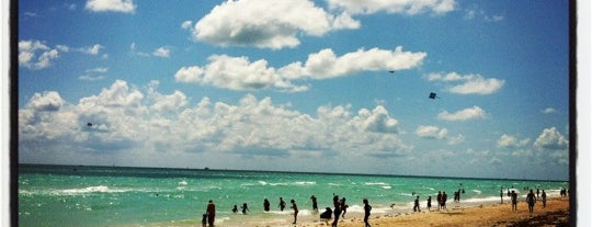Miami Beach is one of Miami, FL.