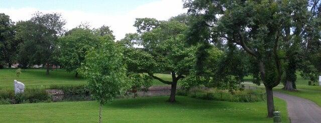 Handsworth Park is one of Tempat yang Disukai Nick.